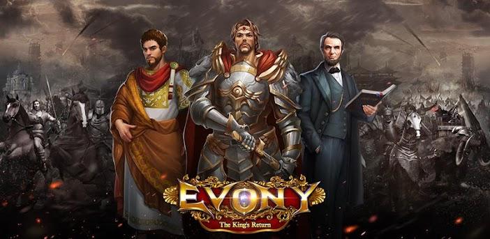 Evony -Die Rückkehr des Königs