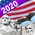 US Citizenship Test App 2020 icon