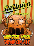 ReUnion Monster Mash Pumpkin Ale