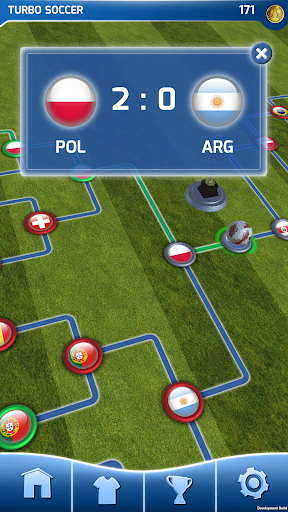 Turbo Soccer screenshot 2