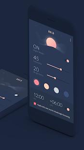 HALO – Bluelight Filter, Night Mode, Anti-Glare - náhled