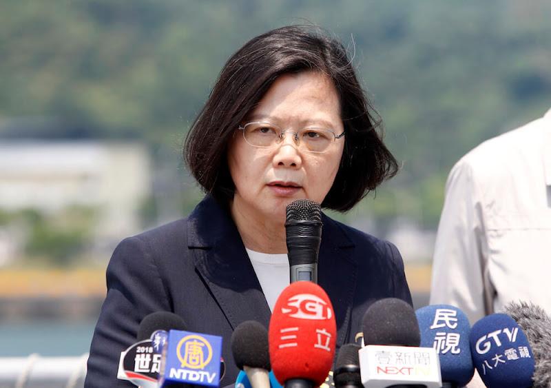 台湾の蔡英文総統、「日本が必要とする支援をする」と日本語でツイートし称賛の声が相次ぐ