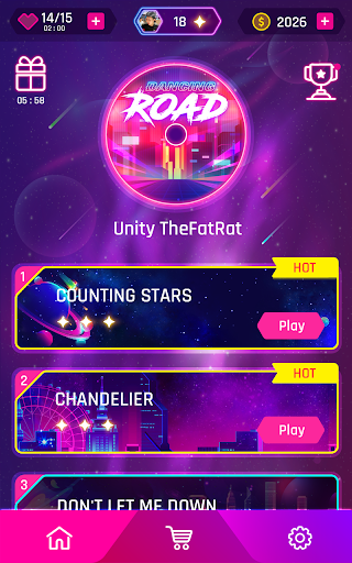 Dancing Road: Color Ball Run!  screenshots 12