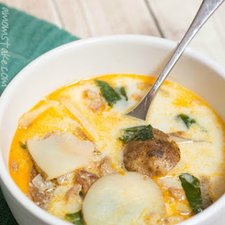 Copycat Zupa de Toscana Soup