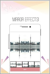 Pic Mirror - fun photo editor- screenshot thumbnail