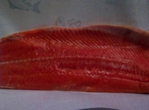 Dill Broiled Salmon...a Gift From Heaven! Recipe