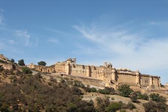 Photo: Amber fort