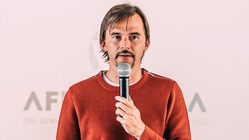 AfricArena CEO Christophe Viarnaud.