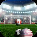 Head Soccer Ball - Kick Ball Games icon