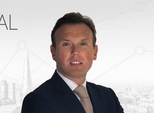Brian Myers, CEO of Equiti Capital, London, UK.