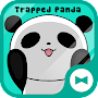 Wallpaper Trapped Panda Theme APK icon