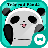 Wallpaper Trapped Panda Theme
