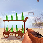 Shooting Master Bottle Shooter