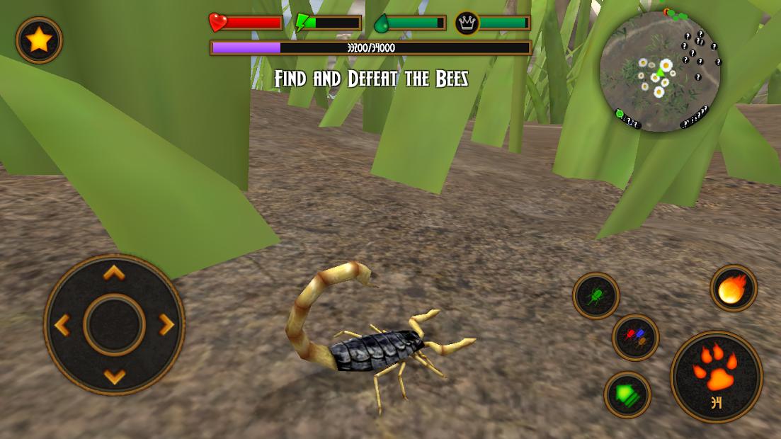 Life of Scorpion screenshot 5