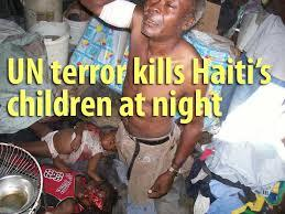 Image result for un attacks citesoleir 2004 haiti photos