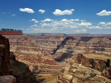 Grand Canyon West Rim Coach Tour From Las Vegas With
