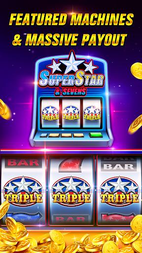 Classic Slotsu2122 - Best Wild Casino Games apkpoly screenshots 4