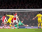 Benteke lance la révolte, mais Arsenal s'en sort de toute justesse