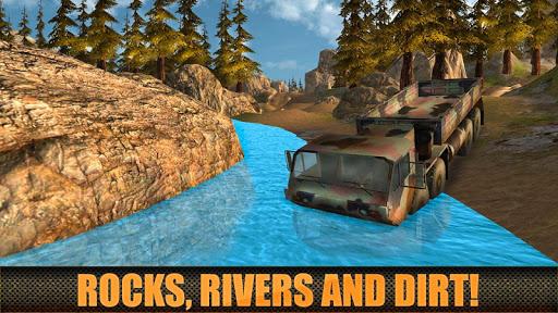 玩模擬App|軍トラックオフロードドライバー免費|APP試玩
