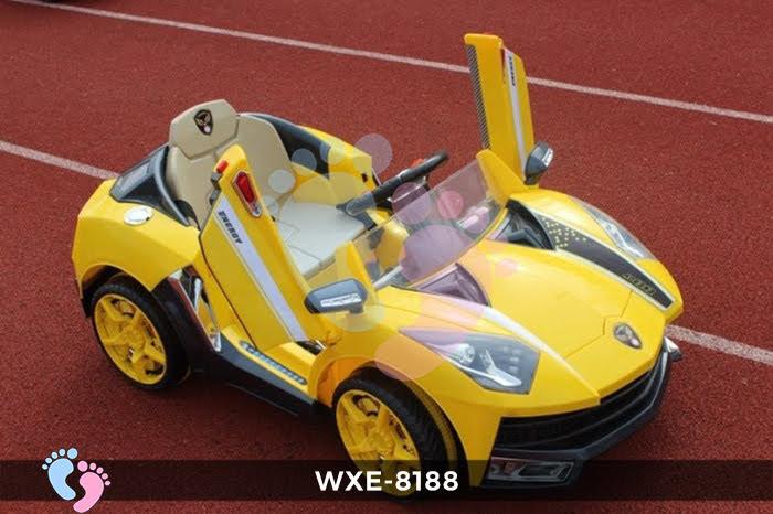 Xe hơi điện trẻ em 8188 9