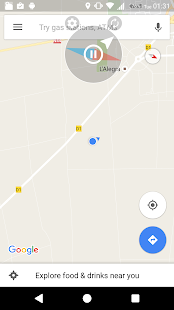 GPS Fake Running