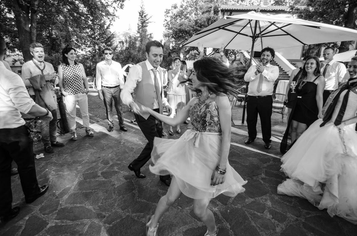 Spazio alle danze