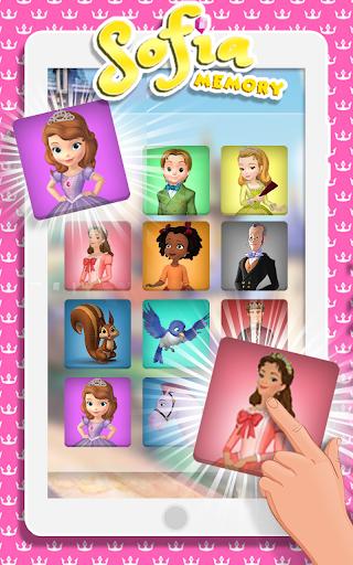 Memory Sofia Girls Kids 1.1 screenshots 5