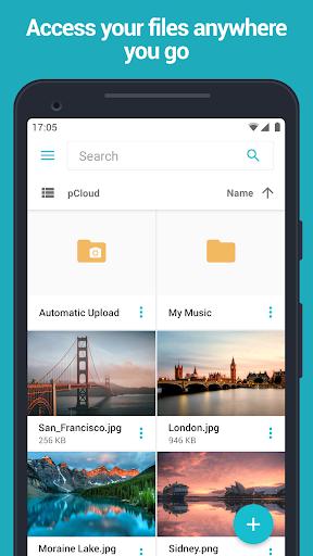 pCloud: Free Cloud Storage 1.30.0 screenshots 1