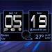 Honeycomb Weather Clock Widget APK
