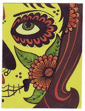 Photo: Mail Art 365 Day 2 card 2b