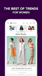 Myntra Online Shopping App – Shop Fashion & more App Latest Version Download For Android and iPhone 4