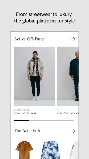 GOAT - Sneakers & Designer Fashion screenshots 2