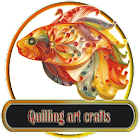Quilling Arts Crafts icon