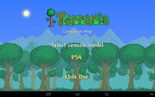 Terraria World Map screenshot 10