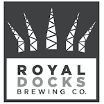 Logo for Royal Dock Brewing Company