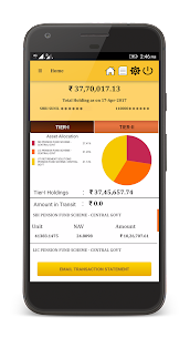 NPS by NSDL e-Gov App Download For Android and iPhone 2