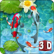 Free Fish 3D Live Wallpaper: Home && Lock Screen Savers APK for Windows 8