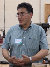 Photo: Vice President Clif Poodry.