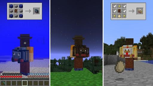 Backpacks Ideas - Minecraft