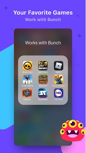 Bunch screenshot 3