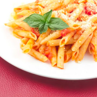 Creamy Vodka Sauce with Penne