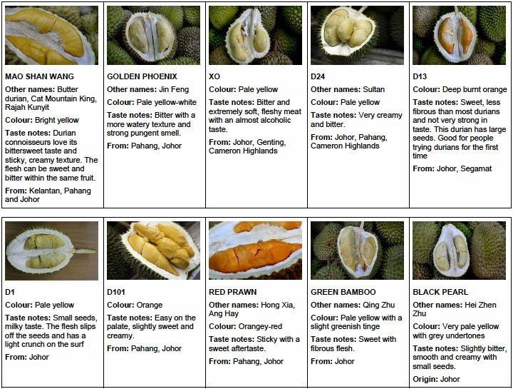 Malaysian Haiku Senryu Echoes 559 Dawned On Durians Wonkywizard