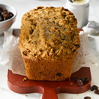 Applesauce Raisin Loaf Recipe