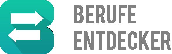 Logo des Service Berufe-Entdecker der Agentur für Arbeit
