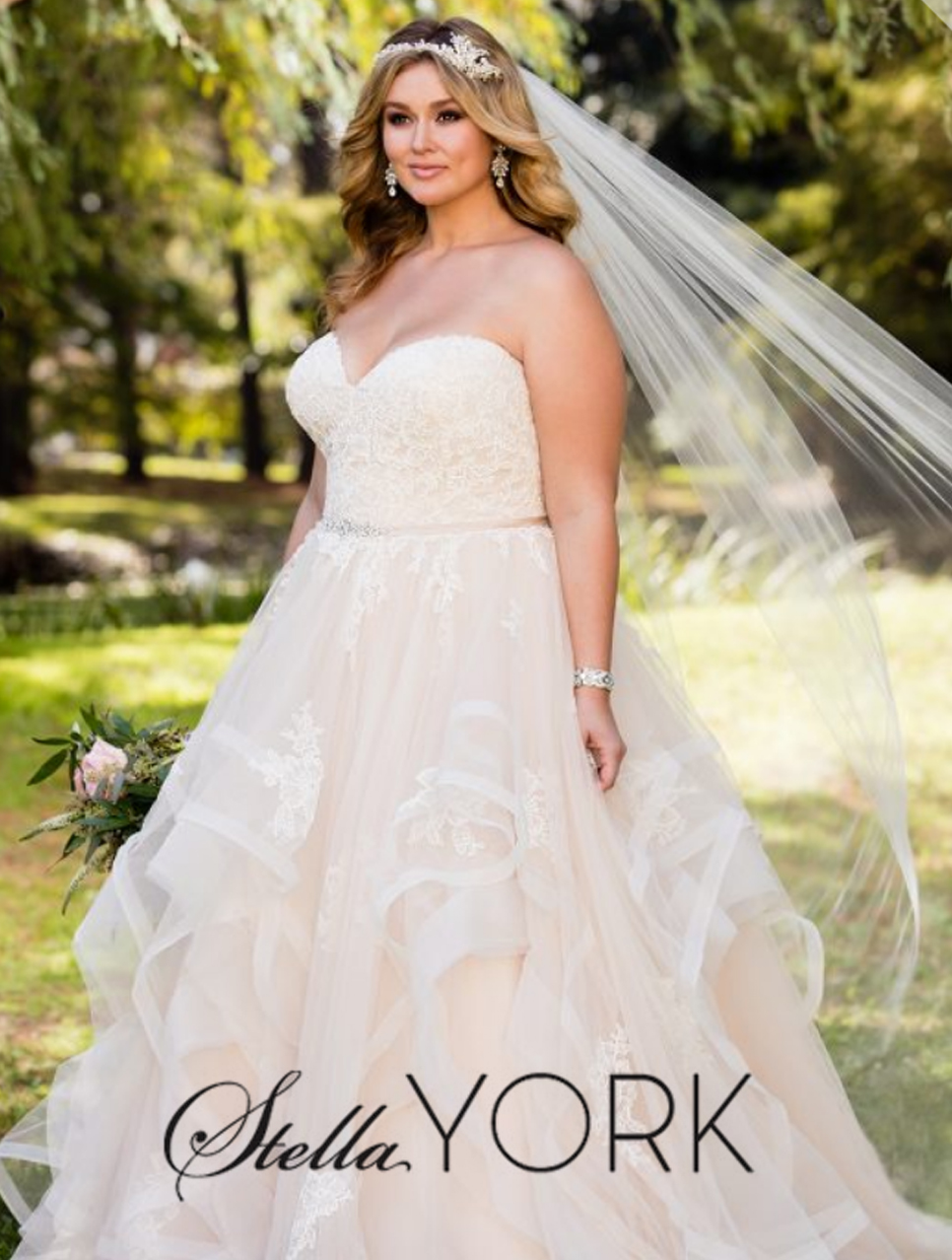 The Bridal Collection Stella York