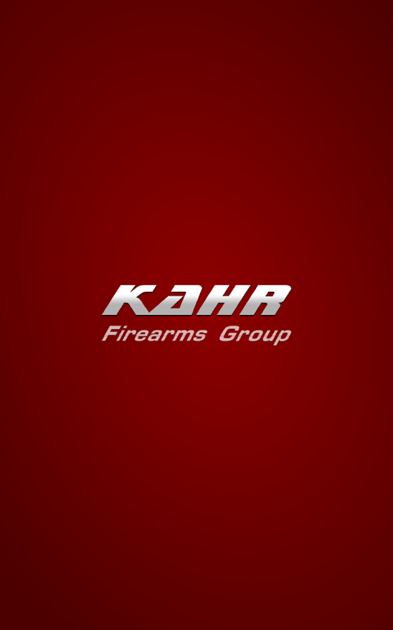 KAHR FIREARMS GROUP- screenshot