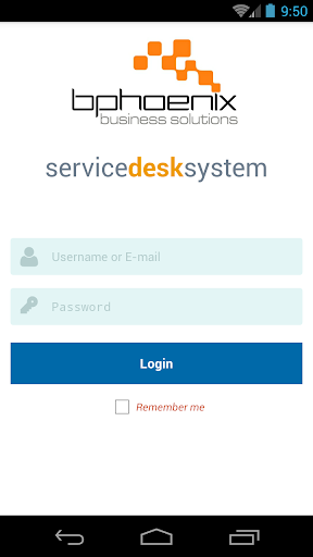 Service Desk System screenshots 2