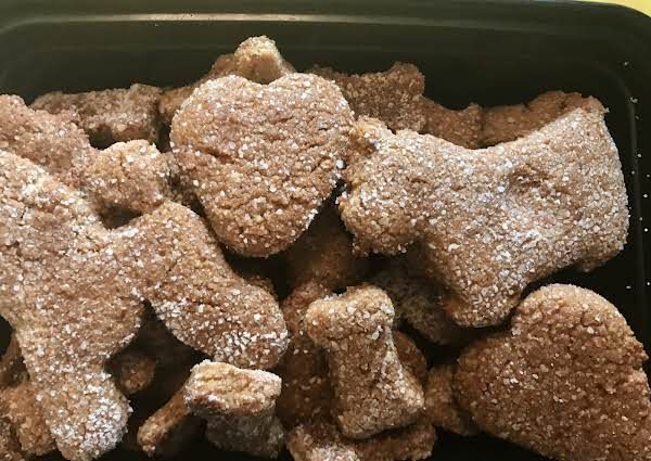 Poodles, Schnauzers, Hearts And Bones Are Fun With Peanut Butter Dog Treats!