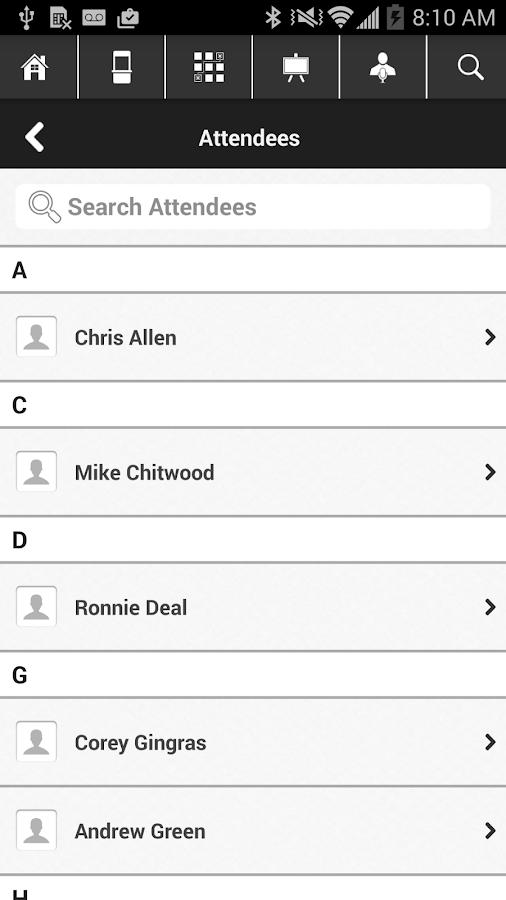 SBC Annual Meetings - screenshot