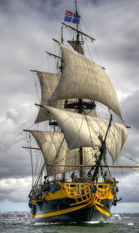 Sailing Ship Live Wallpaper Android Apps On Google Play